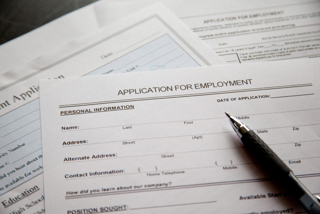 application form help in glasgow
